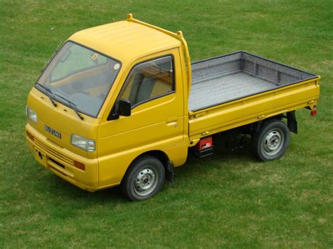 suzuki carry pickup suzuki carry 4wd pick up picture 2 reviews news