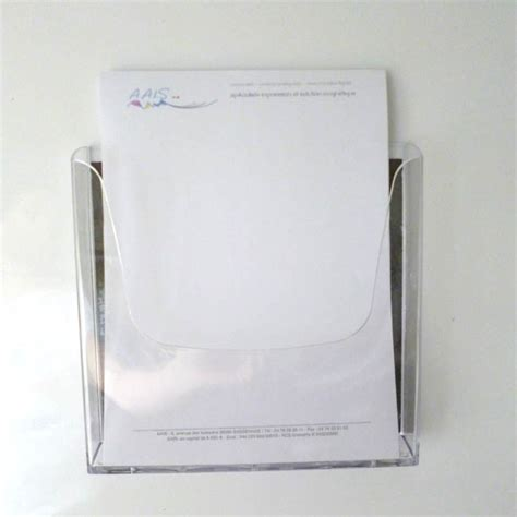 porte document magn 233 tique a4 plv solution magn 233 tiques