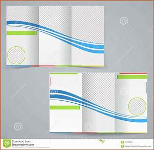 Trifold brochure template sop example for Tri folded brochure templates