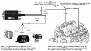 How To Install A Ford Racing Tachometer W   Shift Light On