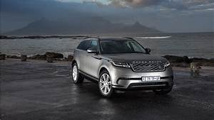 2018 Range Rover Velar D240 HSE 4K Wallpaper HD Car