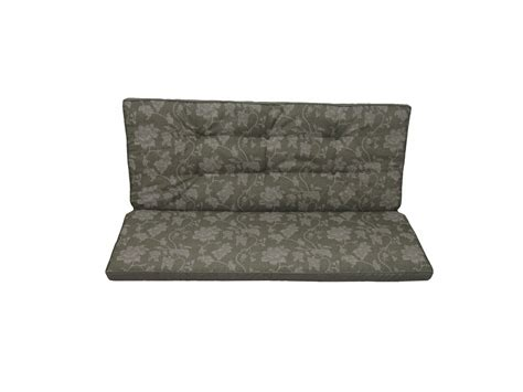 jaclyn smith cora replacement green swing cushion