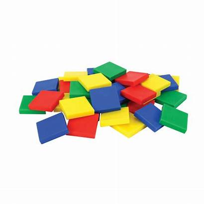 Math Hands Tile Tiles Manipulatives Centers Student