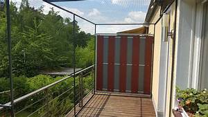 Katzen Balkon Sichern Ohne Netz : balkon mit katzennetz ohne bohren katzennetze nrw der katzennetz profi ~ Frokenaadalensverden.com Haus und Dekorationen