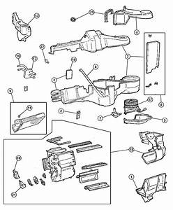 1999 Plymouth Voyager Heater Unit
