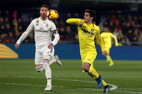 Link xem trực tiếp Villarreal vs Real Madrid 22h15 ngày 21/11