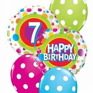 7th Birthday Ba... 7th Bday Quotes