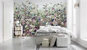Tapete Blumen Modern : wand gestalten wichtige tipps tricks zu farben tapeten mehr ~ Eleganceandgraceweddings.com Haus und Dekorationen