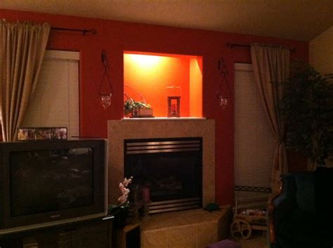 Bedroom Burnt Orange Wallpaper 48 fancy burnt orange wallpaper living room fe a120171