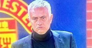 Jose Mourinho made a glaring error with his touchline ...