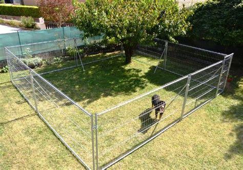 enclos pour chien bonne ou mauvaise id 233 e forum chiens berger belge wamiz