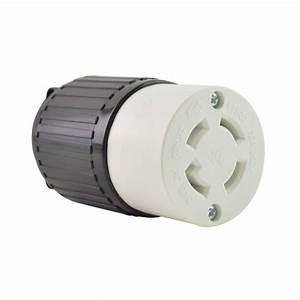 Superior Electric Yga030f Twist Lock Electrical Receptacle