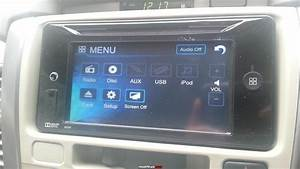 Bekas Fs Head Unit Oem Toyota Innova 2014