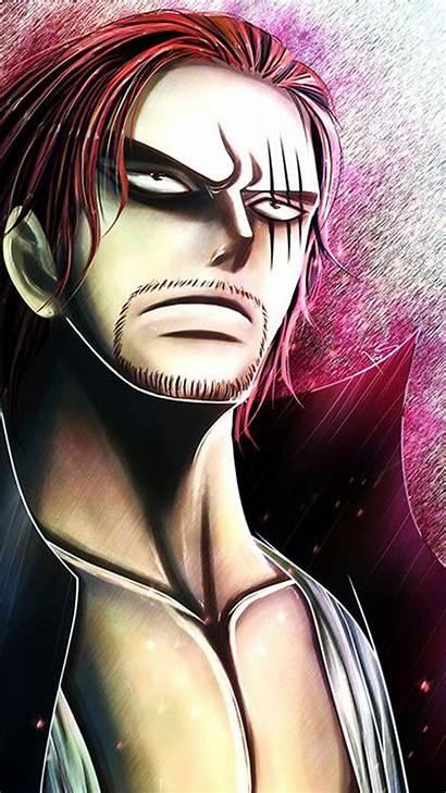 Shanks Piece Anime Wallpapers Akagami Echii Iphone