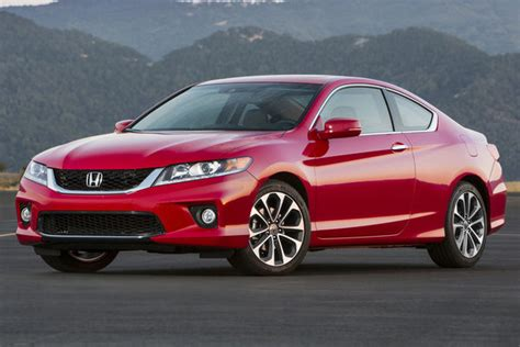 2013 Honda Accord Coupe Information
