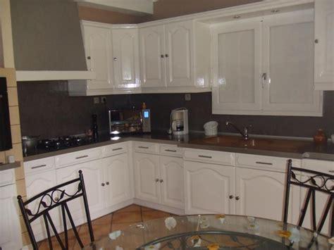 cuisine renovee davaus cuisine blanche renovee avec des idées intéressantes pour la conception de la chambre