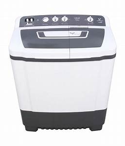 Videocon Virat Vs76p13 7 6 Kg Semi Automatic Washing