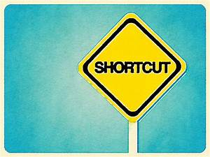 The 12 Most Use... Shortcut