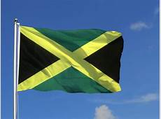 Large Jamaica Flag 5x8 ft RoyalFlags