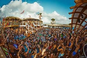 Noa Beach Club Zrce Beach Island Pag Croatia Traveller