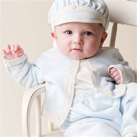 Baby Boy Jacket - Jack Collection | Cute Baby Clothing