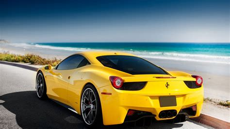 2016 Ferrari 458, Hd Cars, 4k Wallpapers, Images