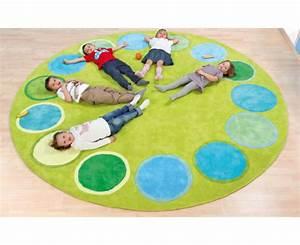 Teppich Unter Esstisch Ja Nein : spielteppich rund 3 x 3 m ~ Bigdaddyawards.com Haus und Dekorationen