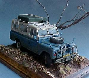 land rover 1/24 - Google zoeken | Diorama's and car models ...