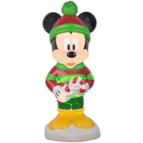 disney mickey mouse  figure blow mold lawn yard
