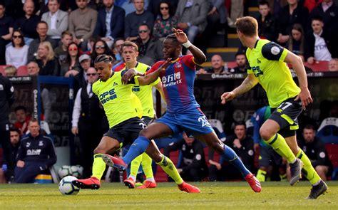 Roy Hodgson praises second-half reaction as Palace ...