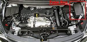Fuse Box Diagram  U0026gt  Opel  Vauxhall Zafira Tourer C  2011
