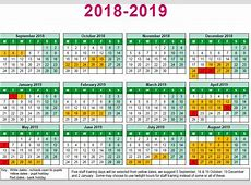 Get School Holidays 2019 Calendar UK, USA, QLD, NZ