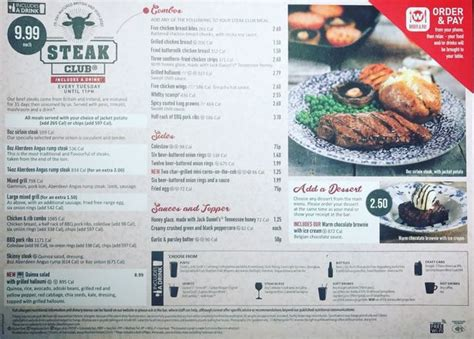 Meat-craving Wetherspoon diners outraged after steak ...
