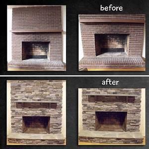 25 best ideas about stone veneer fireplace on pinterest With stone veneer fireplace for renovation