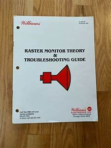 Raster Monitor Theory  U0026 Troubleshooting Guide Manual