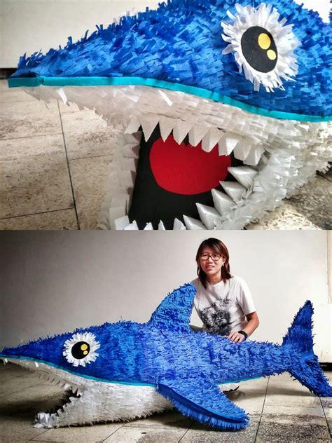 shark pinata boy