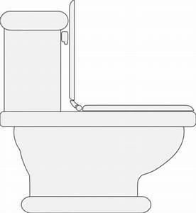 Toilet clipart 2 - Clipartix