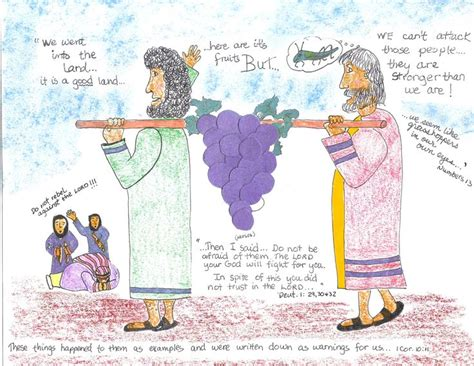vbs twelve spies images  pinterest bible