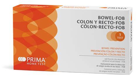 Bowel Fob Test Prima Home Test