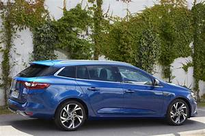 Renault Megane Sport Tourer On Sale In December From  U00a318 550