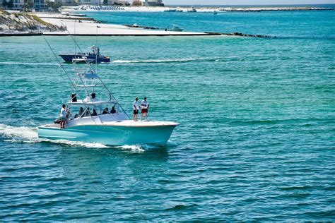 Destin Boat Charter by Destin Florida Condos And Homes For Sale