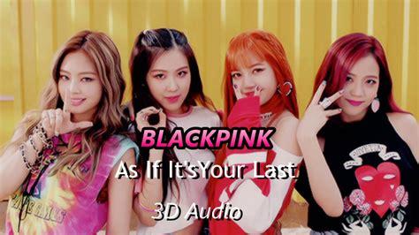 blacpink       audio youtube