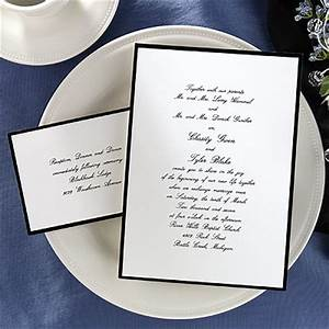 elegant wedding invitations With wedding invitations cheap but elegant