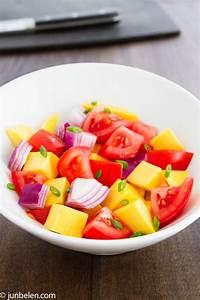 How to Make Green Mango Salad | Junblog