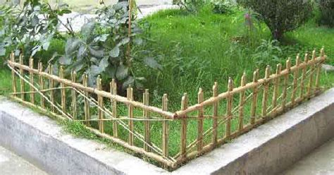 Bamboo Border & Edging