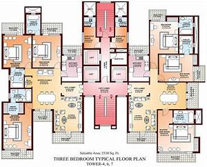apartments floor plans 3 bedrooms design 2018 with With architecture plans of 3bedroom flat