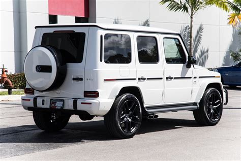 We'd avoid the priciest upgrades and enhance our version with thoughtful choices. Used 2020 Mercedes-Benz G-Class AMG G 63 For Sale ($199,900)   Marino Performance Motors Stock ...