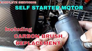 Starter Motor Repair  Servicing