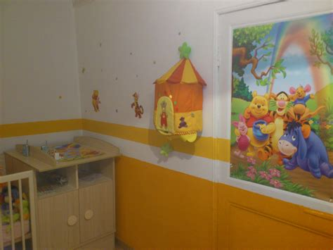 chambre ourson deco chambre bebe winnie l ourson