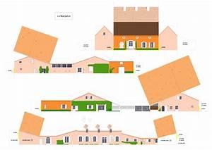 maquette maison papier ventana blog With maquette de maison facile a faire